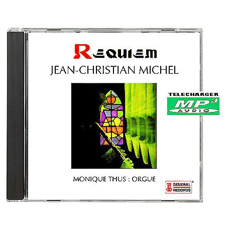 JEAN-CHRISTIAN MICHEL  REQUIEM
