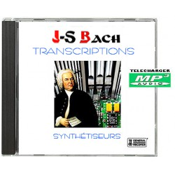 JEAN-CHRISTIAN MICHEL BACH TRANSCRIPTIONS