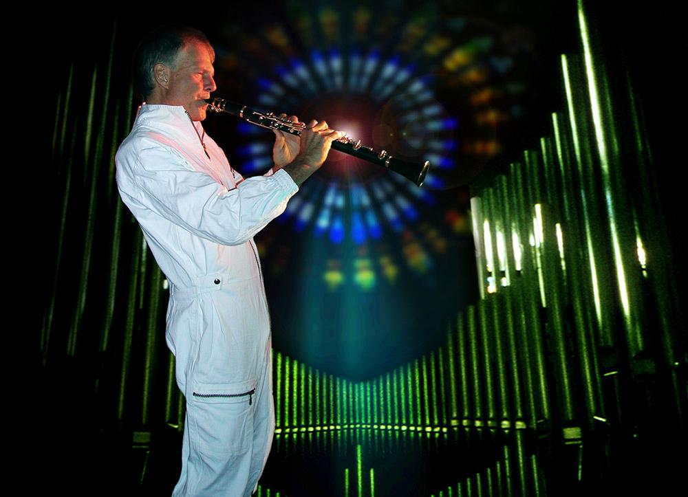 Jean-Christian Michel en concert église