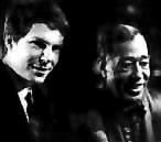 Duke Ellington with  Jean-Christian Michel