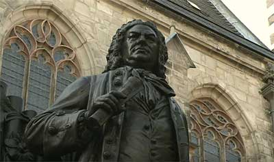 J.S Bach german composer