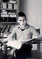 Jean-Christian Michel enfant
