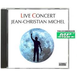 JEAN-CHRISTIAN MICHEL LIVE CONCERT