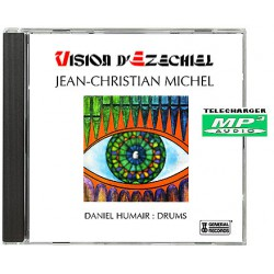 JEAN-CHRISTIAN MICHEL VISION D'ÉZÉCHIEL
