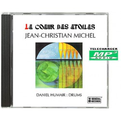 JEAN-CHRISTIAN MICHEL  LE CŒUR DES ÉTOILES