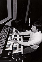 Jean-Christian Michel Sound design with synthesizers