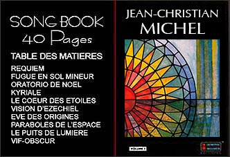 Jean-Christian Michel Songbook